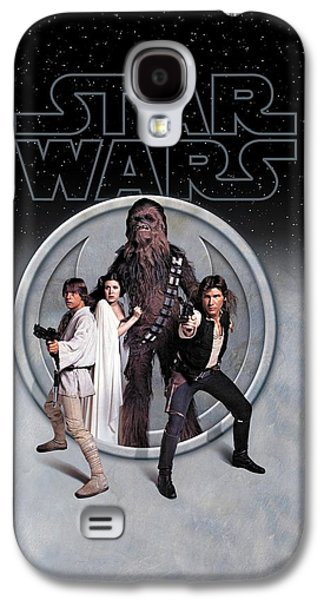 The Rebels Phone Case Galaxy S4 Case by Edward Draganski