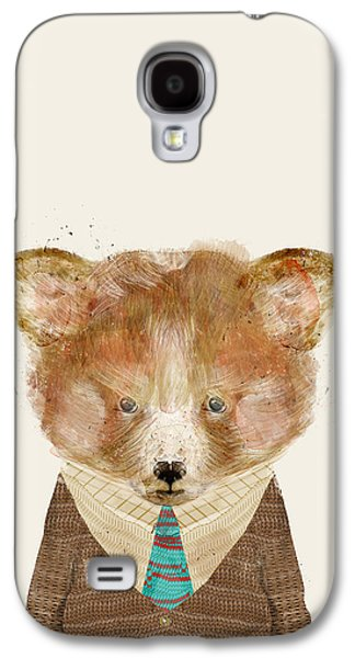 The Red Panda Galaxy S4 Case