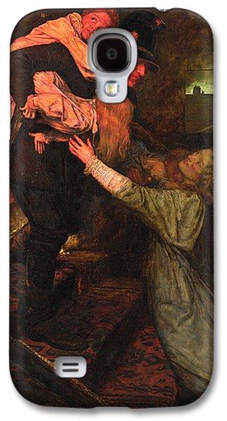 The Rescue Galaxy S4 Case by John Everett Millais