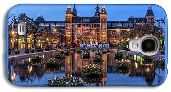 The Rijksmuseum, Amsterdam Galaxy S4 Case