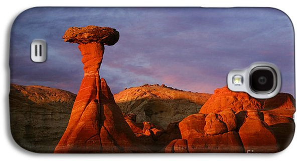 The Rim Rocks Galaxy S4 Case by Keith Kapple