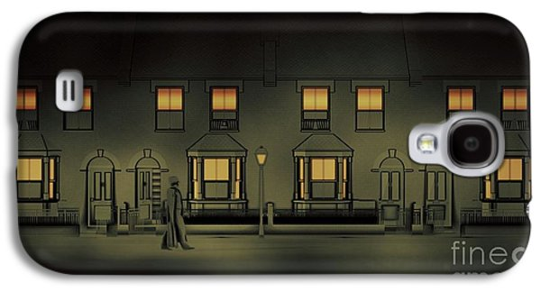 The Ripper Of Whitechapel By Rt Galaxy S4 Case