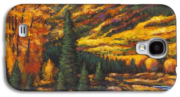 The River Runs Galaxy S4 Case by Johnathan Harris