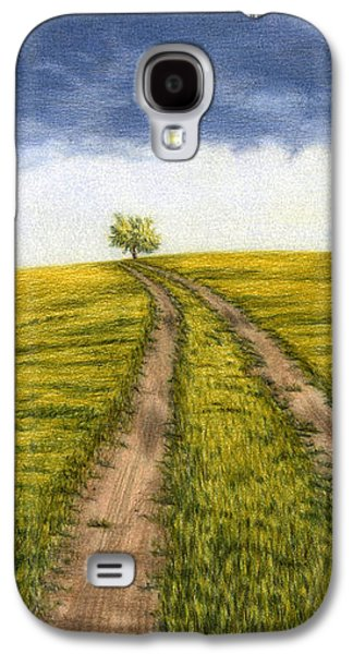 The Road Less Traveled Galaxy S4 Case