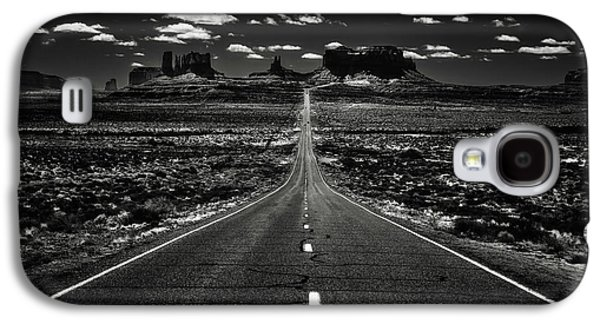 The Road To The West Galaxy S4 Case by Eduard Moldoveanu