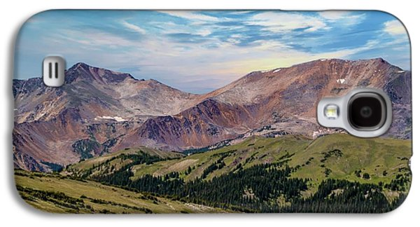 The Rockies Galaxy S4 Case