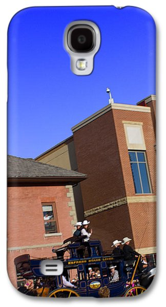 The Royal Couple's Moon Galaxy S4 Case by Donna Munro