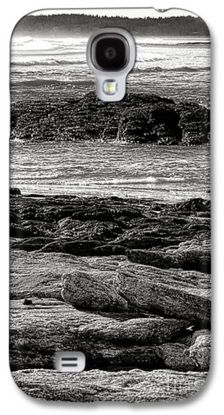 The Rugged Coast Of Maine Galaxy S4 Case by Olivier Le Queinec