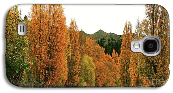 The Russet Tones Of Fall Galaxy S4 Case