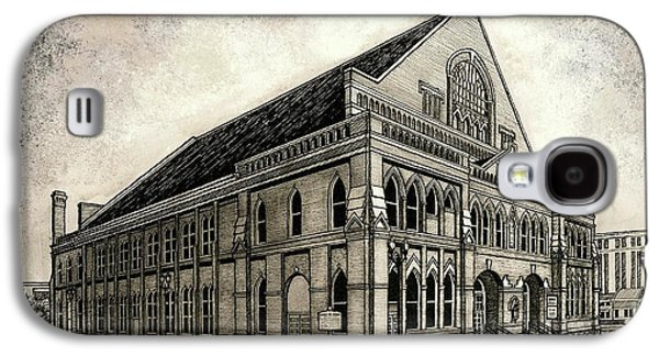 The Ryman Galaxy S4 Case by Janet King