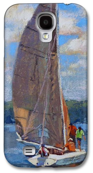 The Sailing Lesson Galaxy S4 Case