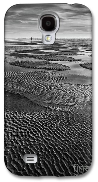The Sand Pattern Galaxy S4 Case by Masako Metz