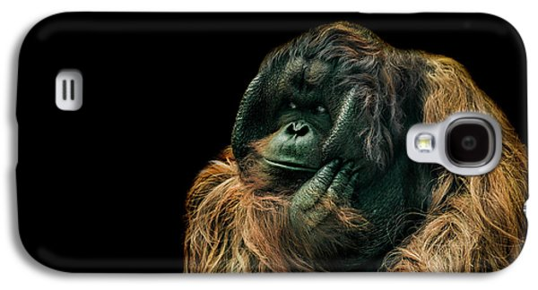 The Sceptic Galaxy S4 Case by Paul Neville