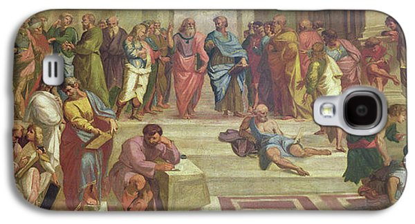 The School Of Athens, After Raphael  Galaxy S4 Case