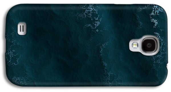 The Sea Galaxy S4 Case by Contemporary Art