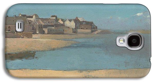 The Sea In Brittany Galaxy S4 Case