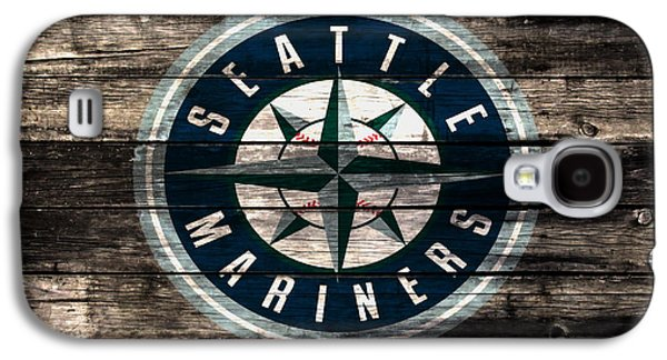 The Seattle Mariners 3b Galaxy S4 Case
