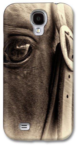 The Seer Galaxy S4 Case by Winnie Chrzanowski