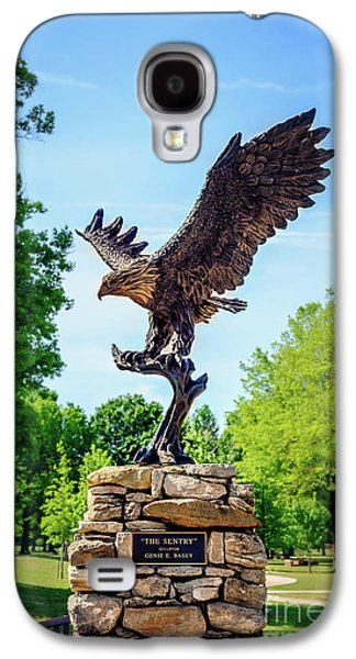 Galaxy S4 Case - The Sentry At Honor Heights Park by Tamyra Ayles