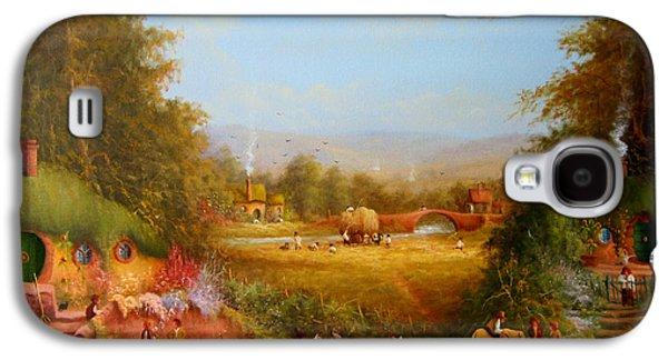 The Shire. Galaxy S4 Case by Joe  Gilronan