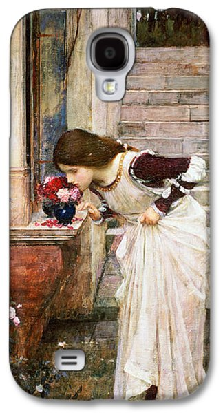 The Shrine Galaxy S4 Case by John William Waterhouse