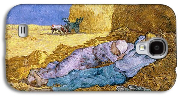 The Siesta Galaxy S4 Case by Vincent Van Gogh