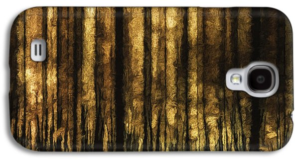 The Silent Woods Galaxy S4 Case by Scott Norris