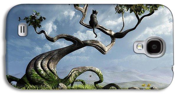The Sitting Tree Galaxy S4 Case