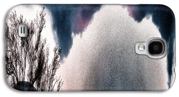 The Sky Is Falling Galaxy S4 Case by Marianna Mills