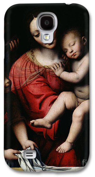 The Sleeping Christ Galaxy S4 Case by Bernardino Luini