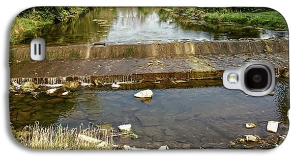 The Small Dam On Buck Creek Galaxy S4 Case
