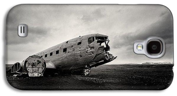 The Solheimsandur Plane Wreck Galaxy S4 Case