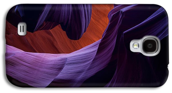 The Song Of Sandstone Galaxy S4 Case by Edgars Erglis