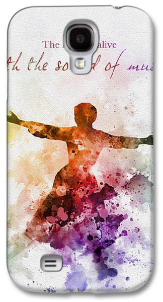 The Sound Of Music Galaxy S4 Case
