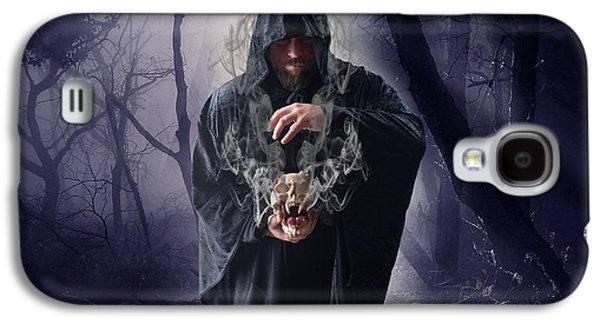 The Sounds Of Silence Galaxy S4 Case by Nichola Denny