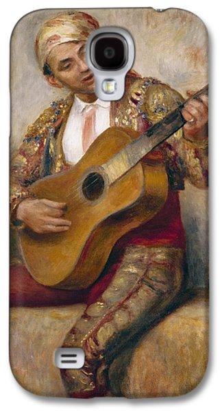 The Spanish Guitarist Galaxy S4 Case