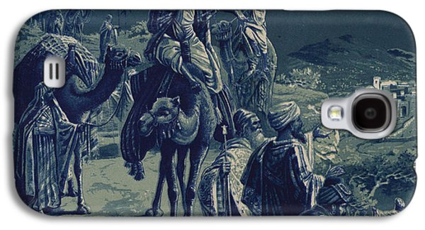 The Star Of Bethlehem Galaxy S4 Case by English School
