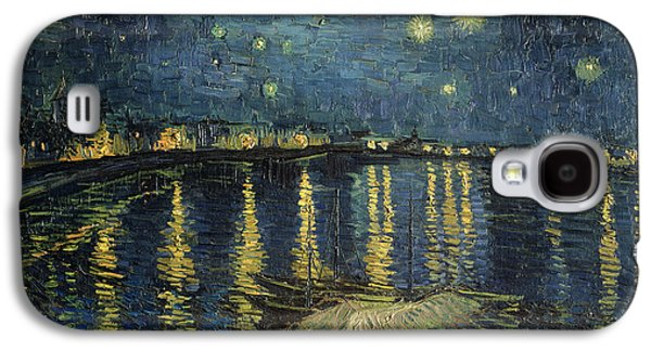 The Starry Night Galaxy S4 Case