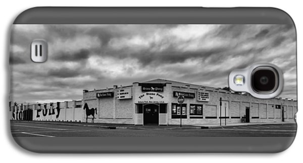 The Stone Pony Asbury Park New Jersey Black And White Galaxy S4 Case by Terry DeLuco