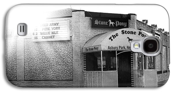 The Stone Pony  Galaxy S4 Case by Olivier Le Queinec