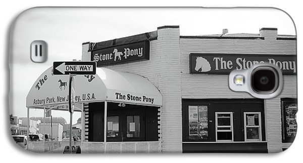 The Stone Pony - One Way Galaxy S4 Case by Colleen Kammerer