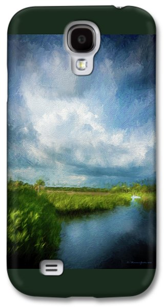 Alligator Galaxy S4 Case - The Storm by Marvin Spates