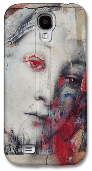 The Story Inyour Eyes  Galaxy S4 Case