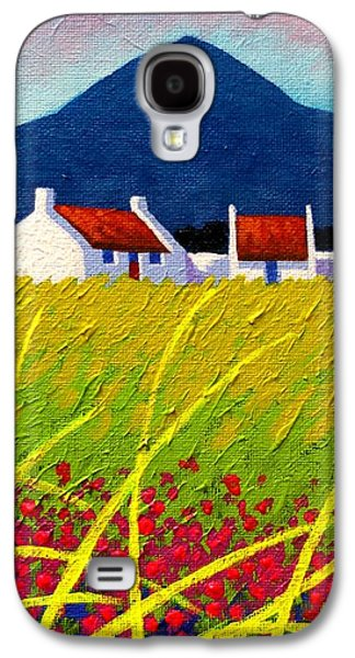 The Sugar Loaf County Wicklow Galaxy S4 Case by John  Nolan