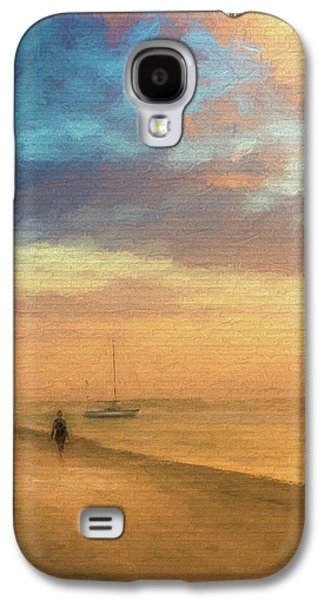 The Sunset Arrival Galaxy S4 Case