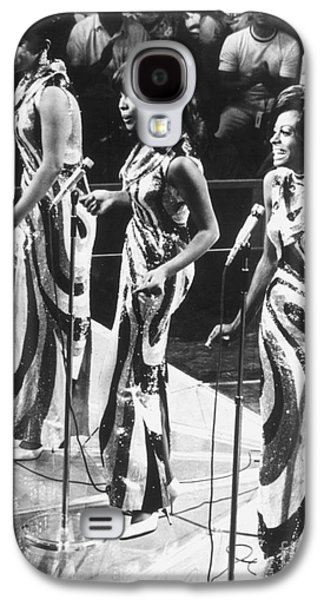 The Supremes, C1963 Galaxy S4 Case