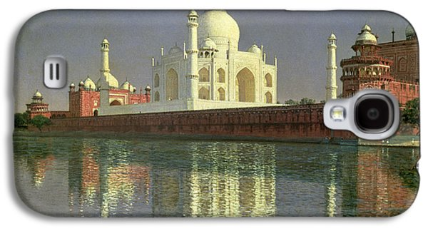 The Taj Mahal Galaxy S4 Case by Vasili Vasilievich Vereshchagin
