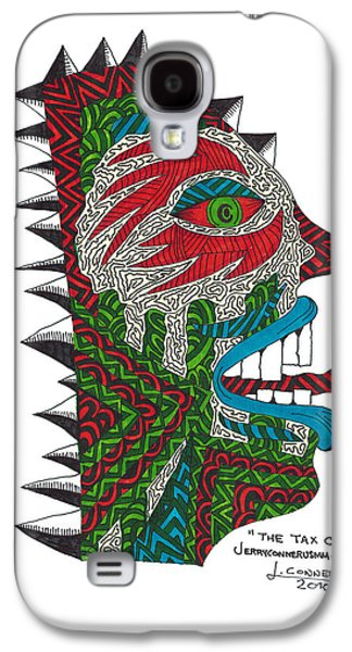 The Tax Collector Galaxy S4 Case by Jerry Conner