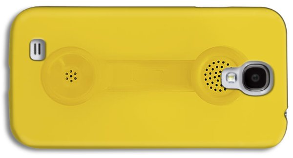The Telephone Handset Galaxy S4 Case by Scott Norris
