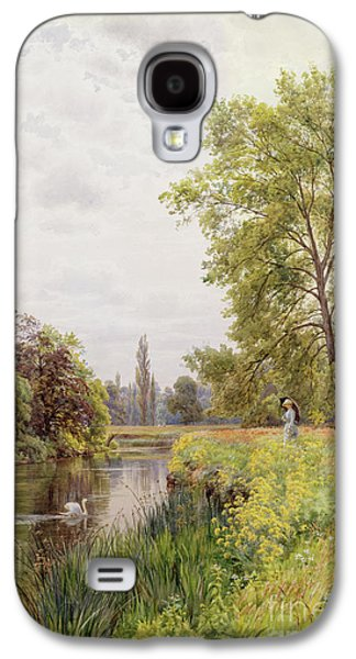 The Thames At Purley Galaxy S4 Case